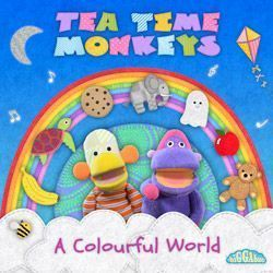 A Colourful World Album - fun songs for kids