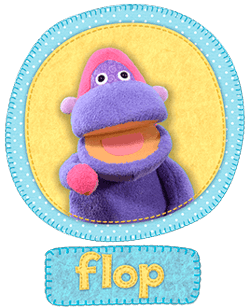 Flop from Tea Time Monkeys