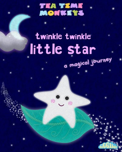 twinkle Twinkle Little Star picture book - Biggabug