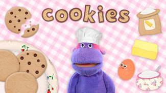 cookies-miniature