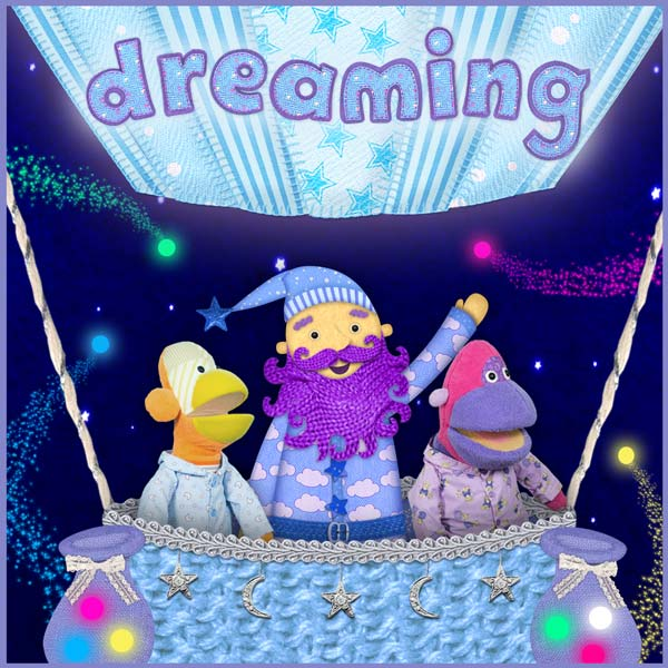 Dreaming - LULLABY SONG VIDEO