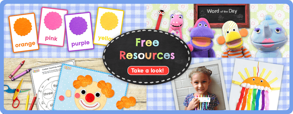 Tea Time Monkeys Free Resources