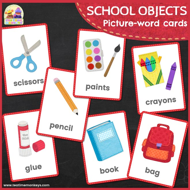 SCHOOL-OBJECTS-flashcards-post-featured