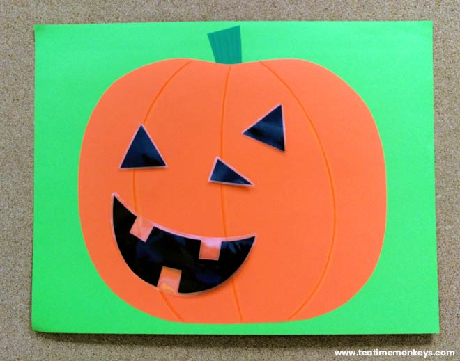Halloween Activities and Games - Tea Time Monkeys
