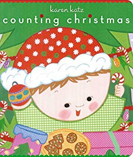 counting christmas book